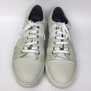 LANVIN Lace Up Men's Sneakers Sz 11US/10 UK